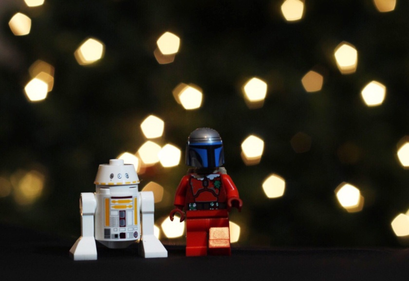 Star Wars Bokeh
